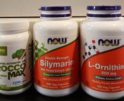 肝臓によいサプリメント